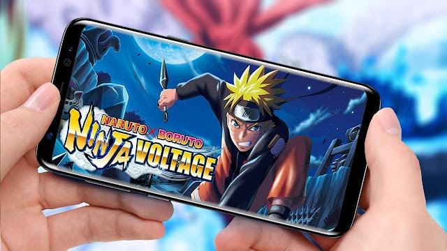 Download Naruto X Boruto Ninja Voltage Mod for Android & IOS