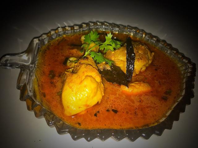 Chicken recipe - Chicken Patiala or Murg PaRecipe