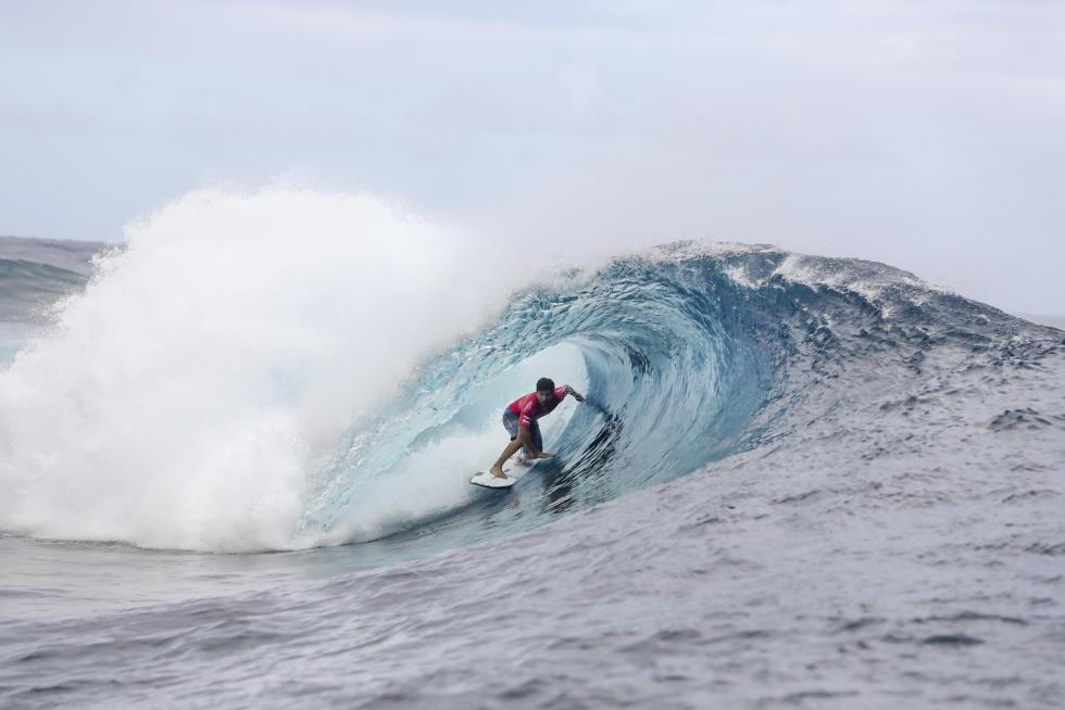 11 Italo Ferreira Billabong Pro Tahiti foto WSL Kelly Cestari