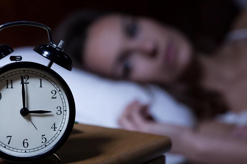 Sintomas da menopausa: Distúrbios do sono