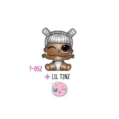 Куколка Lil Tinz из коллекции ЛОЛ Eye Spy