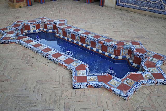 Fuente de la Glorieta de Rodríguez Marín