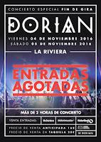 Dorian, doble Sold out en Madrid