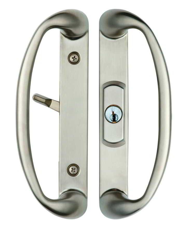 Foto Gagang (Handle) Pintu dari Aluminium