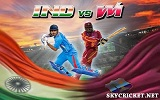 Watch India Vs West Indies Test Series