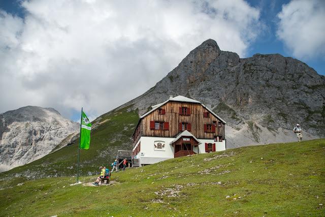 Königsetappe – Austria-Sinabell-Klettersteig und Silberkarsee  Wandern in Ramsau am Dachstein 05