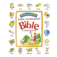 Rebus Bible stories, Tommy Nelson, Read and Share series, book reviews, preschool books, early readers