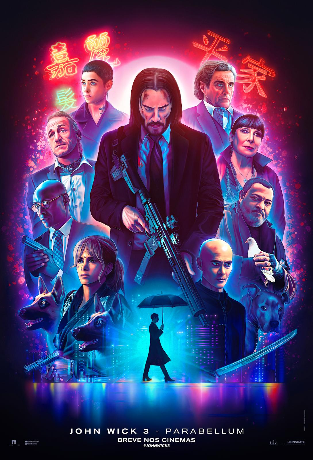 John Wick 3: Parabellum Torrent – HD 720p Legendado