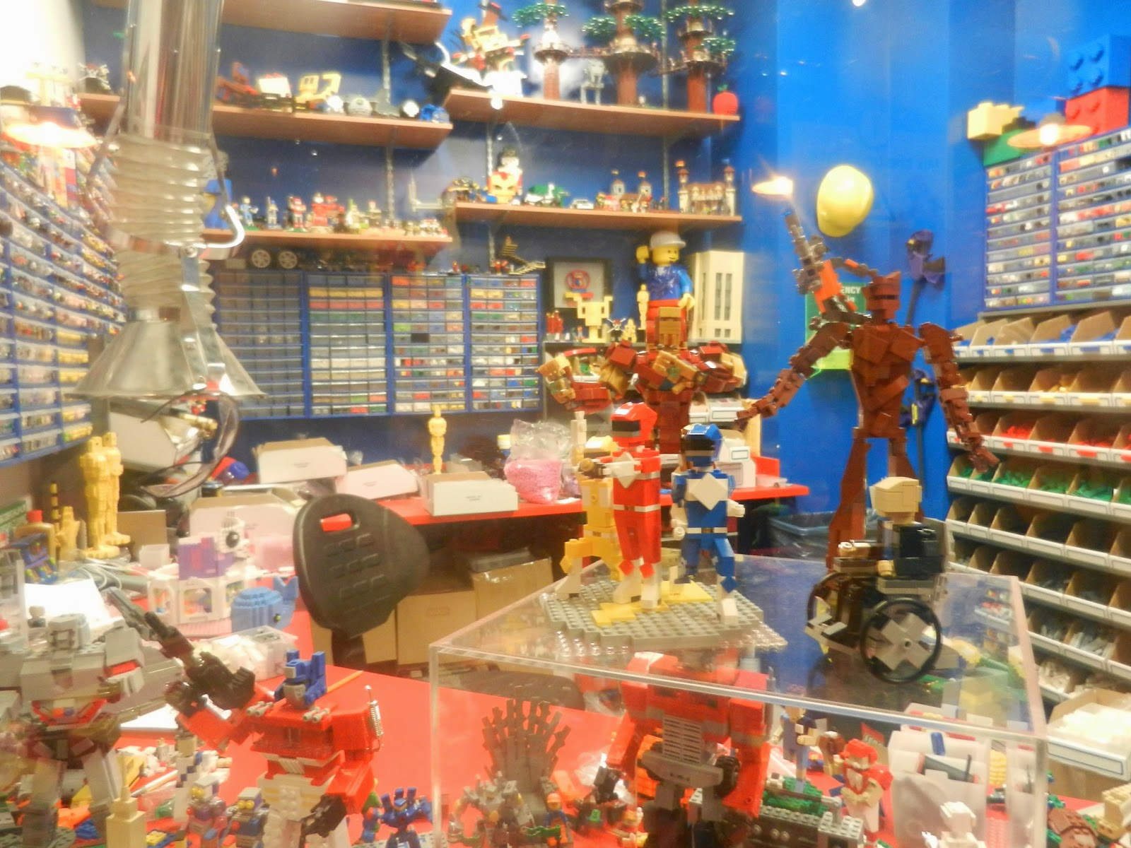The Kerrie Show: #LegoLand Discovery Center Kansas City ...