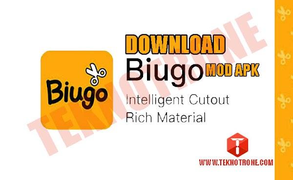 Download Biugo MOD APK, Aplikasi Edit Video Paling Mudah di Android