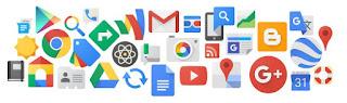Daftar layanan produk google (update)