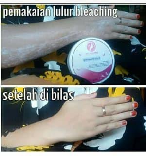 Testimoni lulur bleaching drw skincare