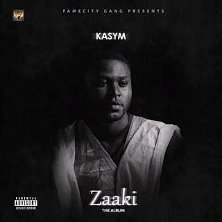 New Album: Zaaki - Kasym (@Kasimismail4)