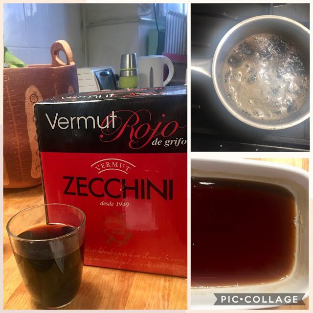 Acueo gelatina Zecchini