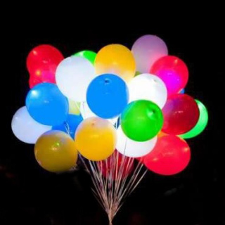 Светящиеся шары 3