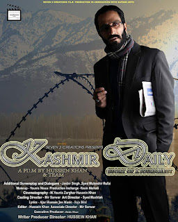 Kashmir Daily (2018) Hindi Movie HDRip | 720p | 480p