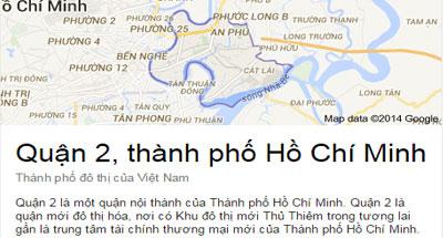 Công ty thám tử chuyên nghiệp uy tín tại Quận 2 TPHCM. Ảnh: http://www.congtydichvuthamtuhcm.com