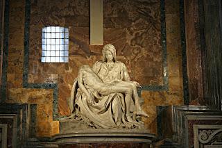 A Pietà do Michelangelo Na Basílica de São Pedro