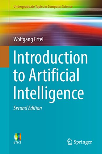 Introduction to Artificial Intelligence book by Wolfgang Ertel