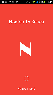 NontonTvSeries v.1 | Aplikasi ANDROID Streaming Tv Series ...