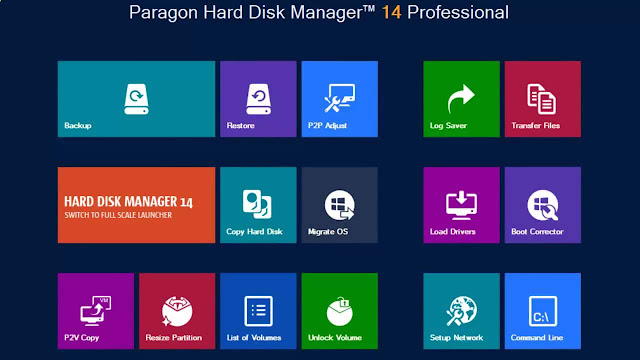 Download Hard Disk Manager 15 Backup & Recovery Software Free