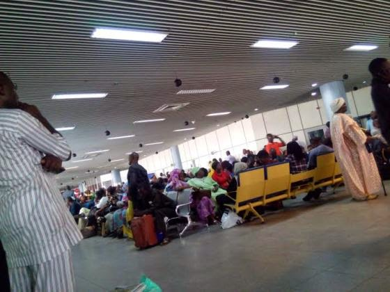nnamdi azikiwe airport managers sacked