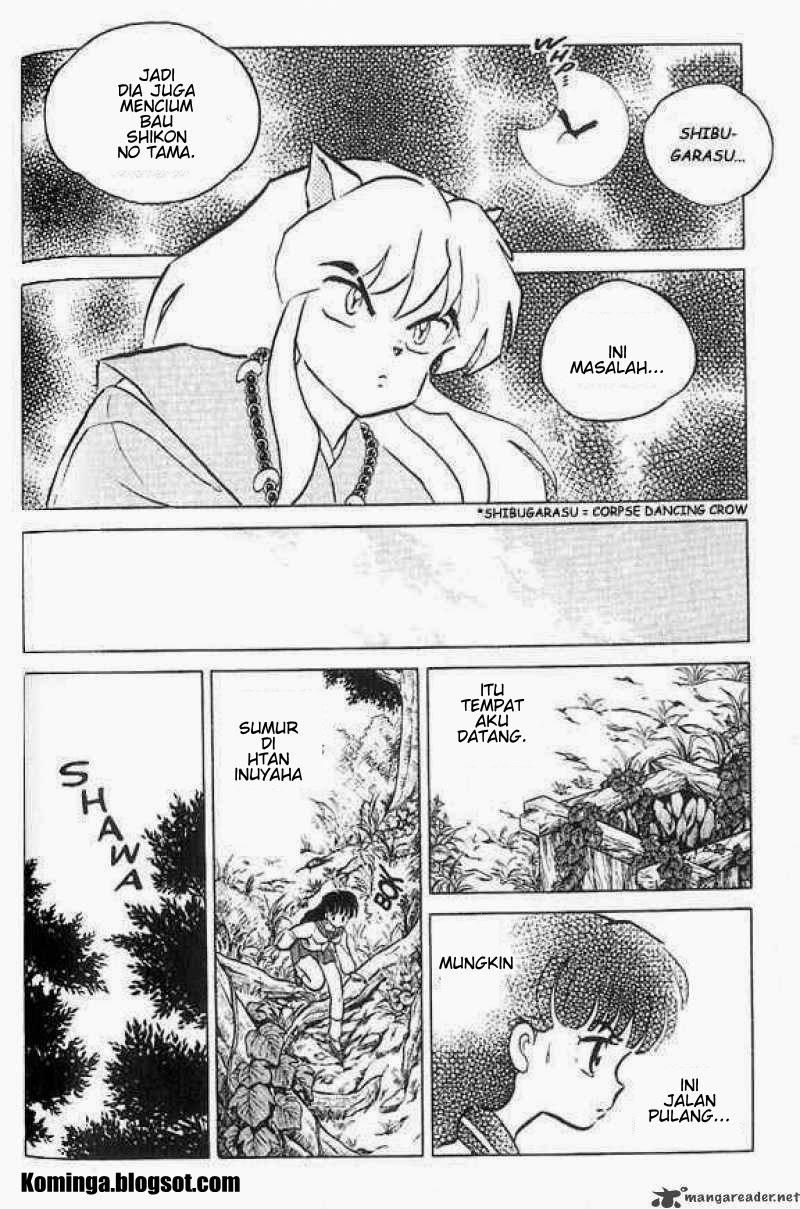 Inuyasha Chapter 3-22