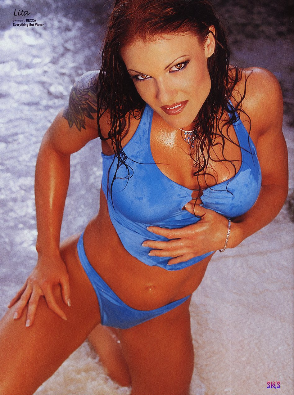Wwe lita porn movie opinion