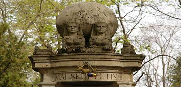 Templul durerii Legendele Cimitirului Bellu