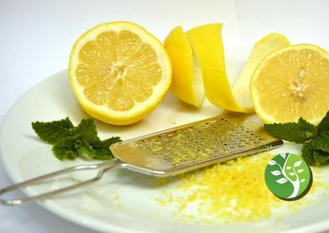 """""""كنز """" يلقي في القمامة اسمه قشر الليمون قوته 10 الاف ضعف العلاج الكيماوي للسرطان"""