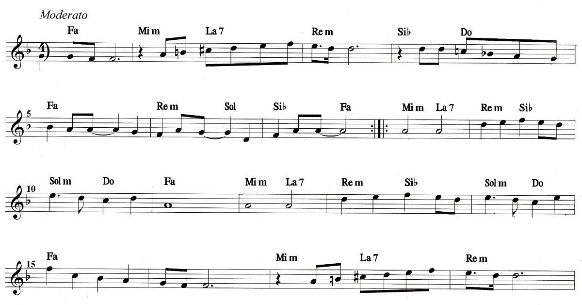 abbastanza Gocce di note: YESTERDAY - The Beatles (Testo, traduzione, note e  LS51
