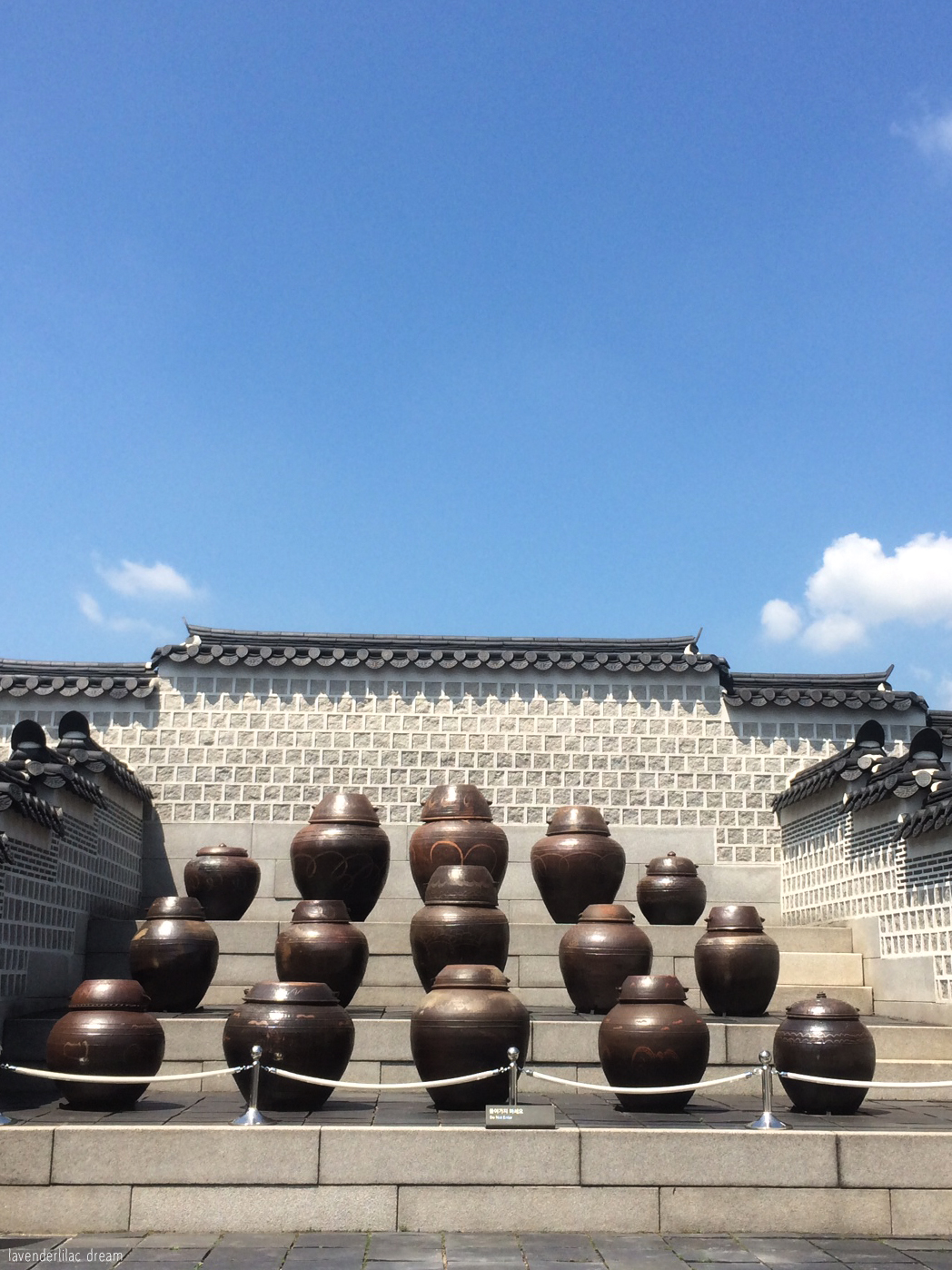Seoul, Korea - Summer Study Abroad 2014 - Seoul City Touring - Gyeongbokgung 경복궁 景福宫