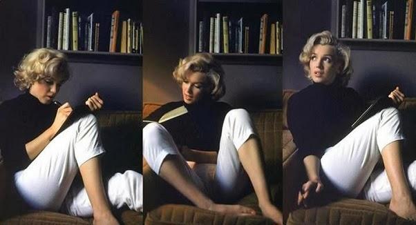 Kobiety mają głos - Marilyn Monroe (2)