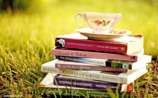 قراءة عدد كبير من الكتب في 2016
