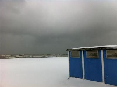 Cesenatico neve