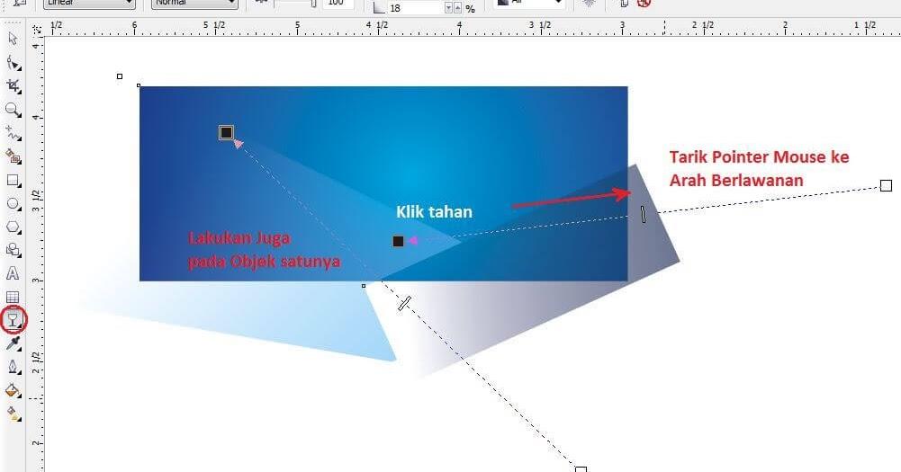 Desain Spanduk Fotocopy Cdr - contoh desain spanduk