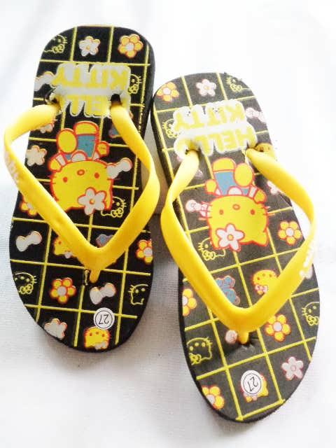 Sandal Simplek Anak | Pusat grosir & pabrik sandal spon