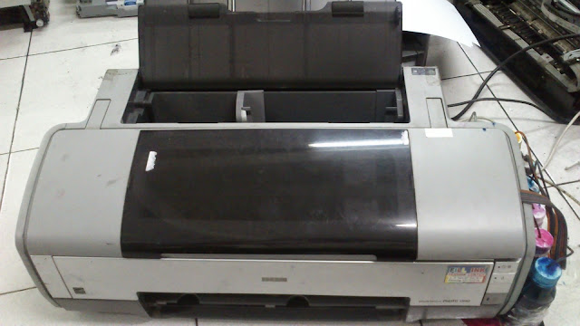 Mengatasi EPSON 1390 Blinking GENERAL ERROR part 1