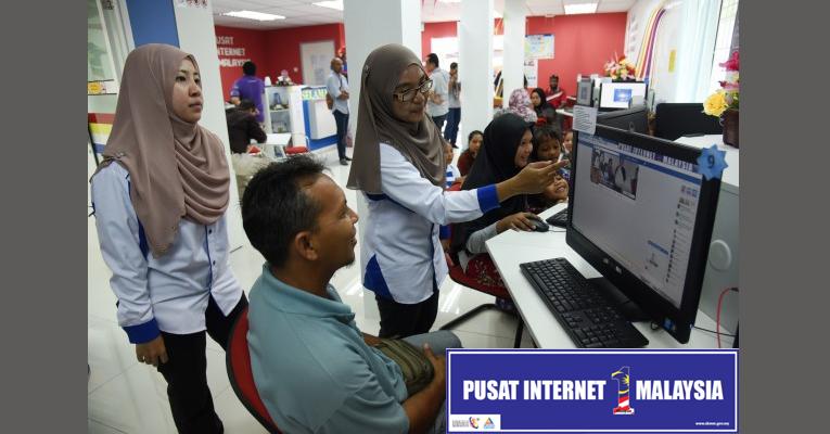 Jawatan Kosong di Pusat Internet 1Malaysia