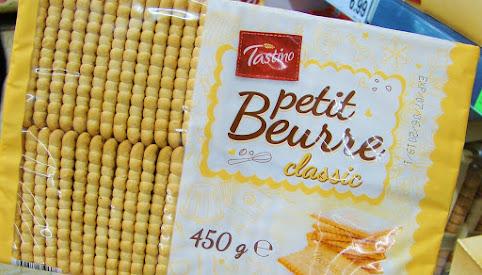 Herbatniki Petit Beurre