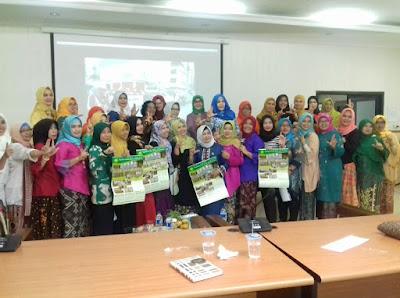 BKOW Ajak PI ISEI Lampung Padukan Program Kesehatan Perempuan dan Pendidikan Karakter Anak