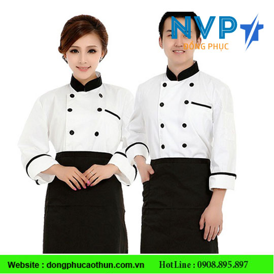 đồng phục nhân viên nhà hàng