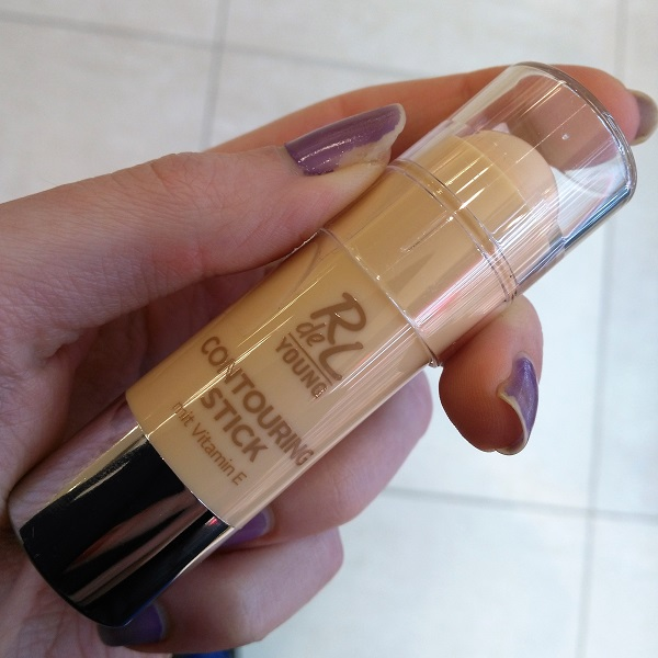 RdeL Young Contouring Stick 01 Porcelain Verpackung Rossmann