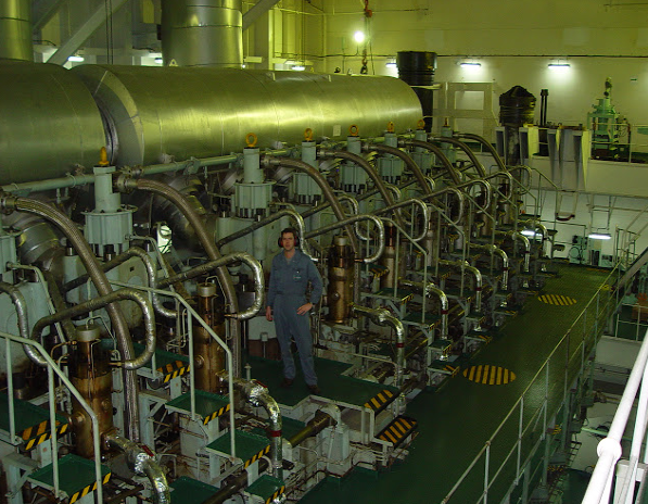 boilers thermodynamics and marine propulsion plant Waste heat boilers and steam system components are sized and a possible propulsion plant diesel exhaust waste heat recovery for naval vessels.