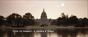 f7e6bf5270a Assista o fime Deep impact do ano de 1998 e vá até 01 08 do filme e você  verá o que estou lhe mostrando nessa imagem do filme. Agora eu lhe  pergunto