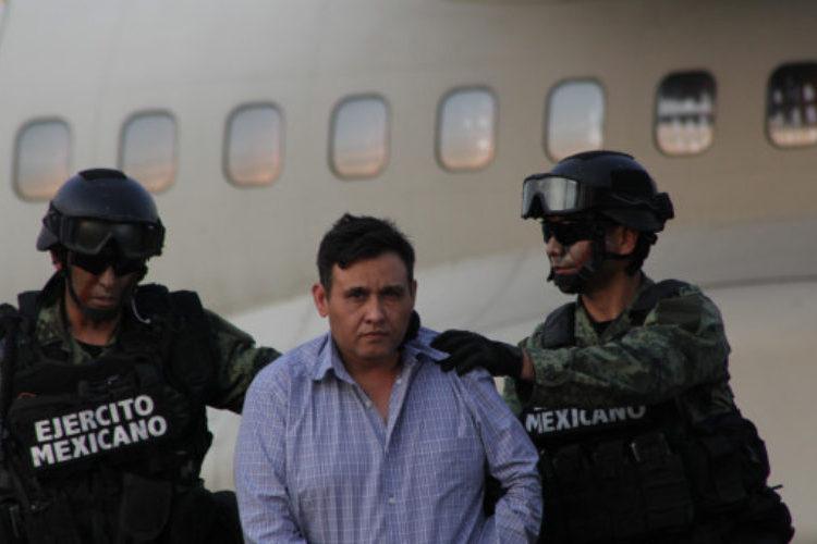 """Regresa """"El Z-42"""" al penal del Altiplano"""