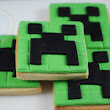 Galletas Minecraft !!