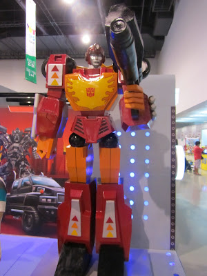 Transformers Toy Expo 2012