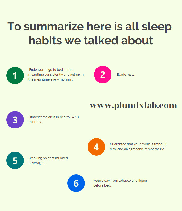 this is 6 sleeping habits you should probably add to your lifestyle to boost your energy and health and stay positive