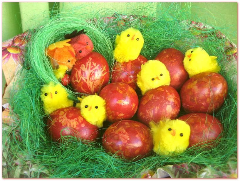 Uskrs: Mermerna jaja